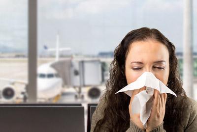 10 rad, jak przygotować się do podróży z alergią