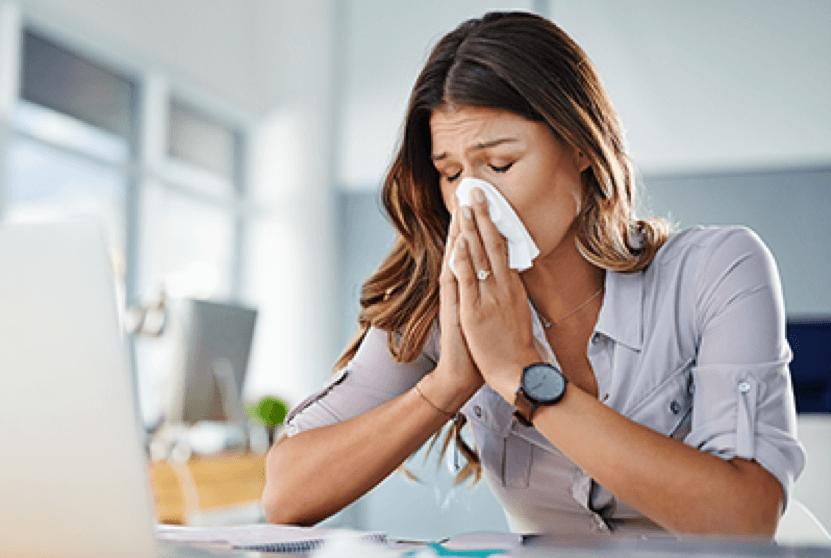 Przeziębienie czy alergia: jakie są objawy alergii?
