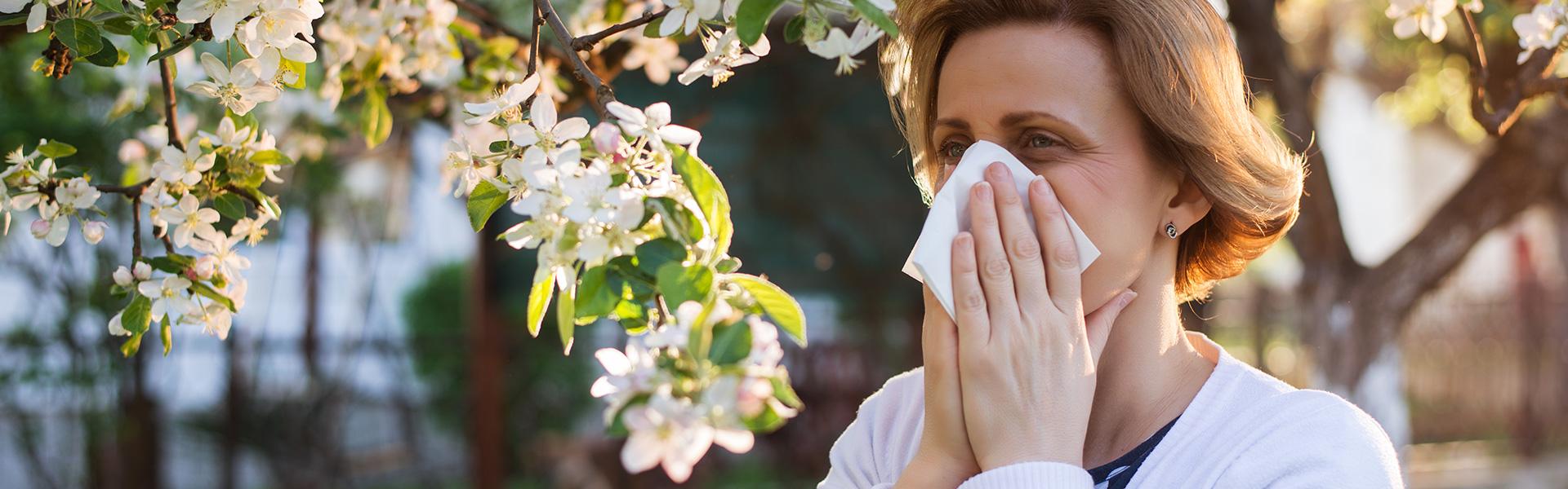 Raz, dwa, trzy- jutro alergię będziesz miał Ty!